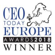 Ian Douglas Wins CEO Today Magazine European Awards