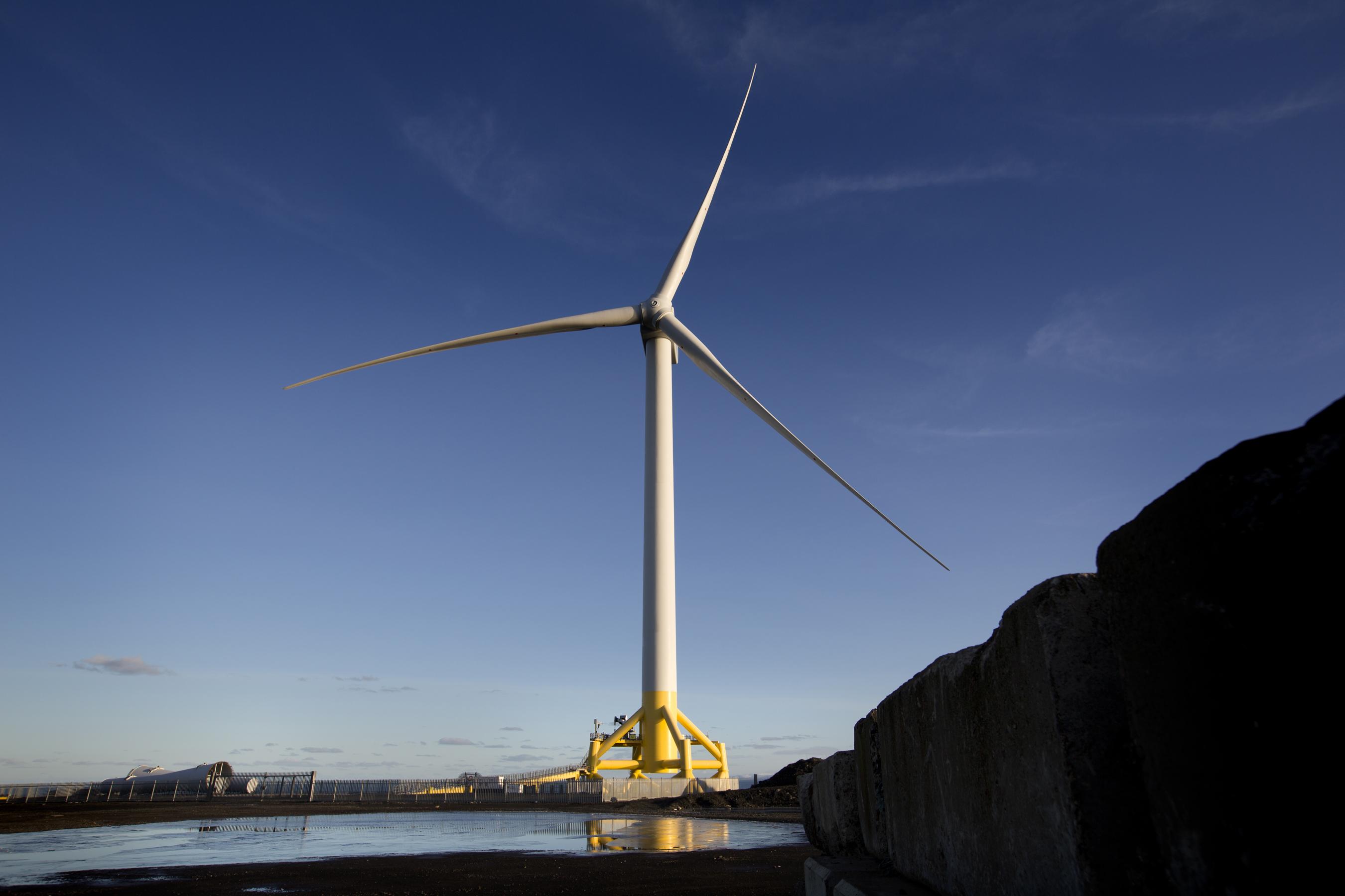 ORE Catapult Levenmouth Turbine