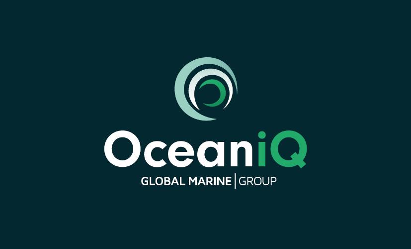 OceanIQ Brand Logo