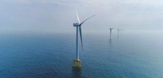 CWind Scottish Power Renewables EA1 offshore wind farm